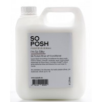 I'm So Silky Silk Protein Rinse off Conditioner 4 L